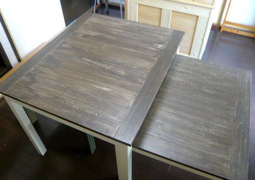 親子テーブル