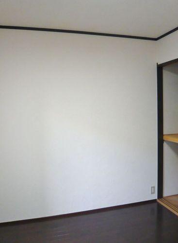 壁塗装済み