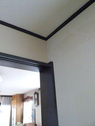 枠・縁の塗装